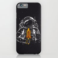 Space Popscicle iPhone 6 Slim Case