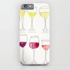 Wine Collection iPhone 6 Slim Case
