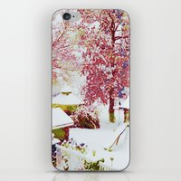 SNOW DAY - 015 iPhone & iPod Skin