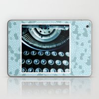 Typewriter Series, Image… Laptop & iPad Skin