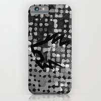 Retropattern Gray iPhone 6 Slim Case