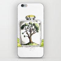 Nature On Display iPhone & iPod Skin