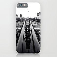 Gritty City railway iPhone 6 Slim Case