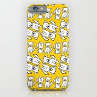 Dogs Pattern iPhone 6 Slim Case