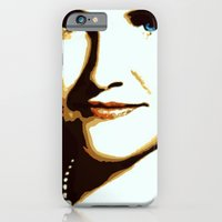 iPhone & iPod Case featuring 1950 by Christy Leigh