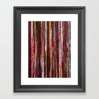 Complexities Of Life Framed Art Print