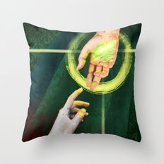 Dragon Age Inquisition - Hope Throw Pillow