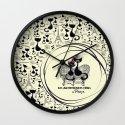 Paris  - The Aristocats Wall Clock