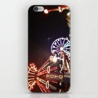 Traveling Fair iPhone & iPod Skin