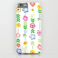 Flora iPhone 6 Slim Case