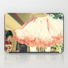 Crinoline Skirt  iPad Case