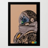 Brand - Interstellar Art Print