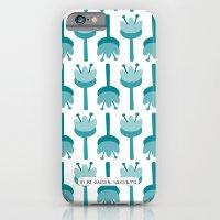 iPhone & iPod Case featuring PATTERN 7 by Mi Jardín Secreto