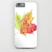 Fall Leaf #2 iPhone 6 Slim Case