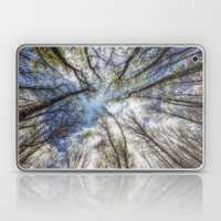 Looking up to the sky Laptop & iPad Skin