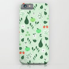 Summer fruits light Slim Case iPhone 6s