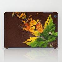Monarchs iPad Case