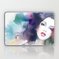 woman3 Laptop & iPad Skin