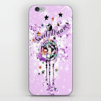 Sweet Dreams Dreamcather iPhone & iPod Skin