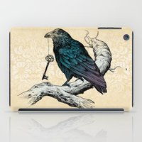 Raven's Key iPad Case