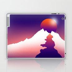Spilt moon Laptop & iPad Skin