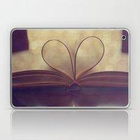 Love of the Book Laptop & iPad Skin