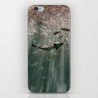Deep Secret iPhone & iPod Skin