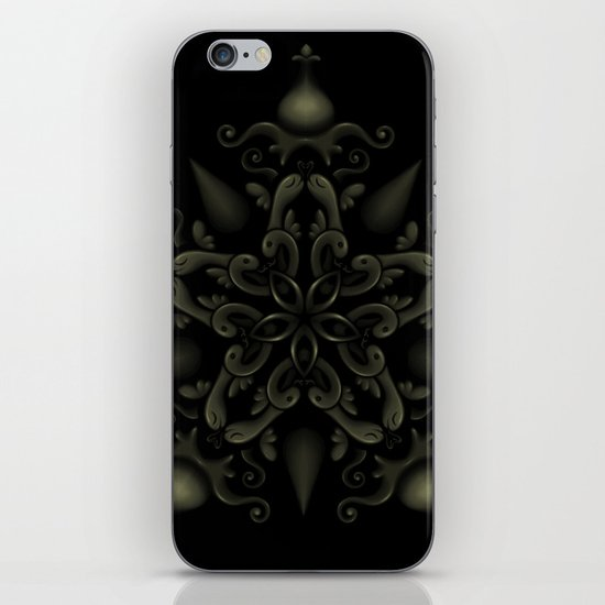 Love Snakes iPhone & iPod Skin