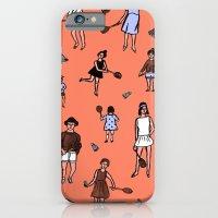 Badminton iPhone 6 Slim Case