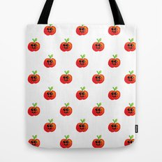 Apple Cutie Tote Bag