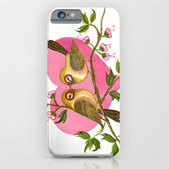 Nerdy Smooches iPhone & iPod Case