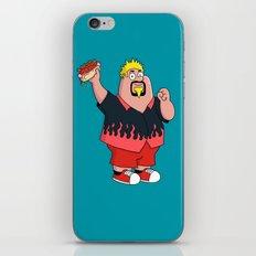 Family Guyfieri iPhone & iPod Skin