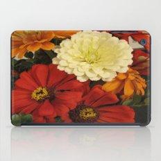 Zinnia iPad Case