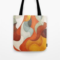 The Flow Of Things Tote Bag