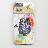 iPhone & iPod Case featuring Tuts formation by Mo.Awwad