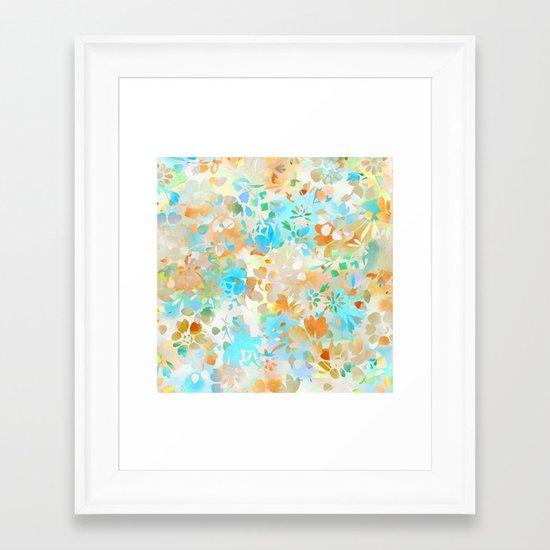 Floral Spirit 3 Framed Art Print