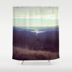 View Point Shower Curtain