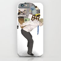 The Weight of Technology #2 iPhone 6 Slim Case