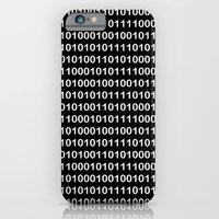 The Binary Code DOS Vers… iPhone 6 Slim Case