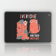 Everyone And Their Mothe… Laptop & iPad Skin