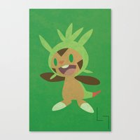 Chespin Canvas Print