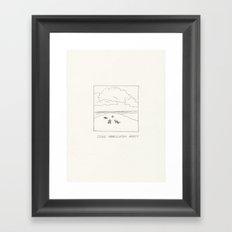 Cloud Appreciation Society Framed Art Print
