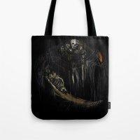 Gravelord Nito - Dark So… Tote Bag
