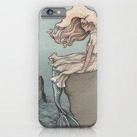 Evolution Of A Mermaid iPhone 6 Slim Case