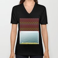 AZTEC 'Beyond The Sea' 1-1 Unisex V-Neck