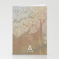 The Second Tree Stationery Cards