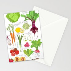 Seasons eatings Stationery Cards