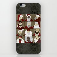 Baby Daddy Santa Vertica… iPhone & iPod Skin
