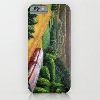 Getaway Train iPhone 6 Slim Case