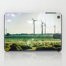 Wind generators iPad Case